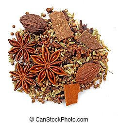 spice Cinnamon And Star Anise