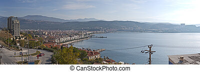 View from Gemlik, Bursa, Turkey
