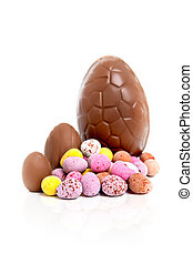 Chocolate Egg - Chocolate Easter Egg Gift