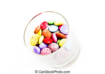 Chocolate Button - Chocolate Easter Egg Gift
