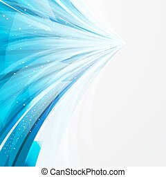 abstract vector background wiht transparent blue-gray...