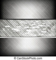 Abstract background with arrows.