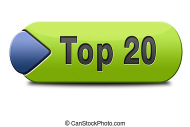 top 20 charts list pop poll result and award winners chart...