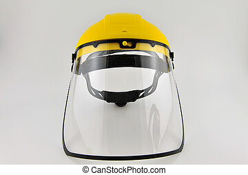 Safety Helmet - Keep a person safety and protect while work...