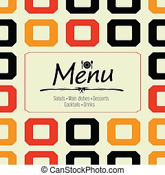 Restaurant Menu Card template - Restaurant Menu Card Design...