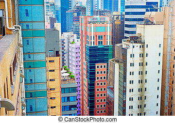 Hong Kong district - Housing problem in Hong Kong With a...
