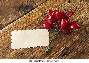 Valentines Day, red heart