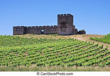 Evora Castelo de Valongo
