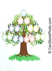 Family tree - Your Own Family Tree - Illustration