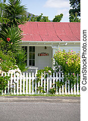 NZ bach - Classic New Zealand holiday bach on the Coromandel...