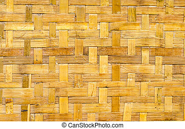 bamboo craft texture