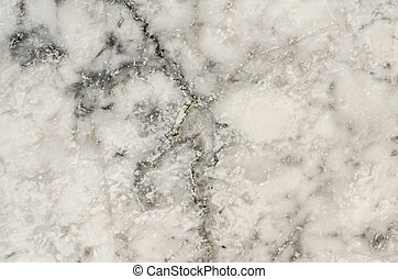 surface of the marble with white tint
