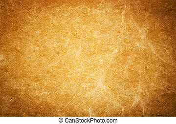 Worn out paper texture background (over saturated )