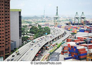 Singapore industrial