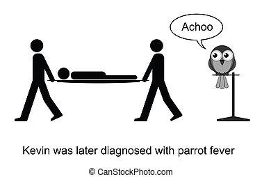 Parrot Fever