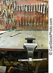 Mechanical workshop tools - mechanical workshop tools