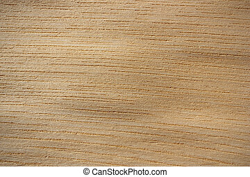 Japanese elm wood surface - horizontal lines - Wood surface,...
