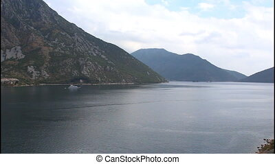 Bay of Kotor, view from Risan