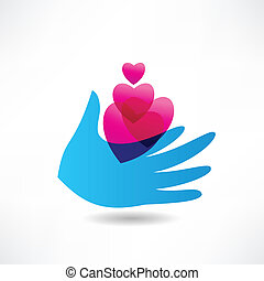 love for others icon