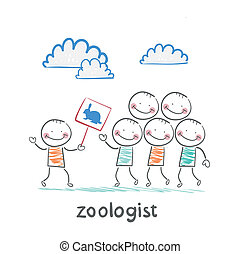 zoologist says people about turtles