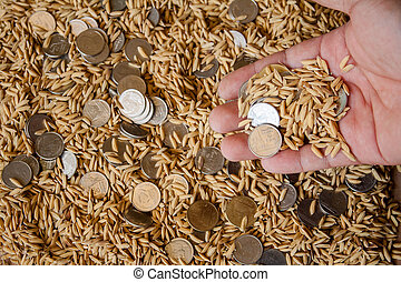 Thailand rice output making money - Thailand, the country's...