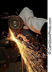 Grinding Sparks - Industry