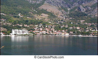 Ancient town Risan - Bay of Kotor, ancient town Risan