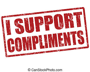 compliment vector clip art royalty free 1063 compliment