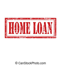 Home Loan-stamp