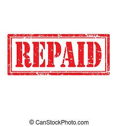Repaid-stamp
