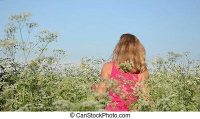 girl grass caraway