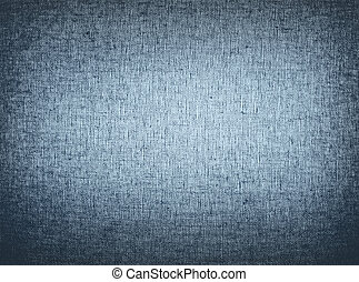 Denim Cloth Background - Blue denim cloth texture viewed up...