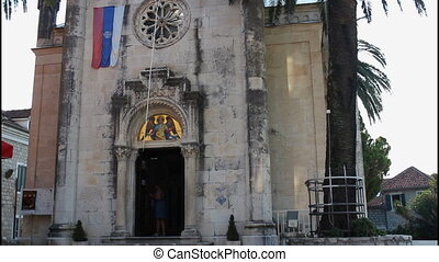 Herceg Novi, Church - Herceg Novi, Saint Michael Archangel...