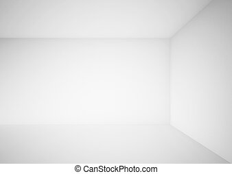 white room - high definition empty white room