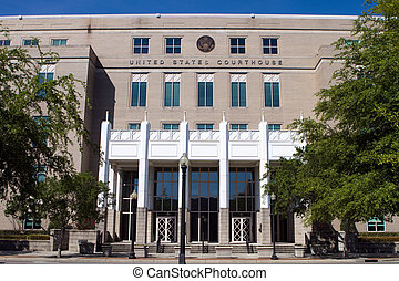 United States Courthouse Pensacola - The United States...