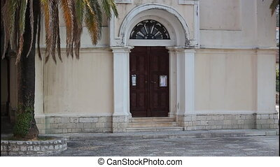 Herceg Novi, Church of St. Jerome, tilt up