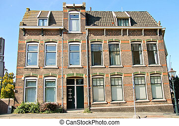 Old town house Netherlands