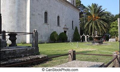Monastery Savina, Montenegro