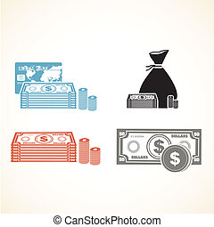business icons over white background vector illustration