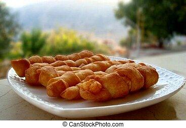 cuisine libanaise, kebbe