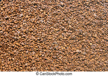 Instant coffee background - Instant Coffee