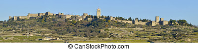 Trujillo panormaic view - Panoramic view of the medieval...