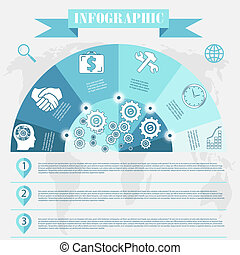 business development infographics vector - infographics...
