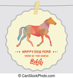 Happy new year 2014 card42 - Happy new year 2014 card. Year...