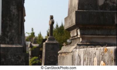 Monastery Savina, graveyard