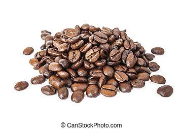 café, frijoles