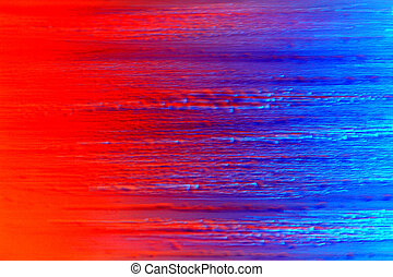 Abstraction on a dark blue background...