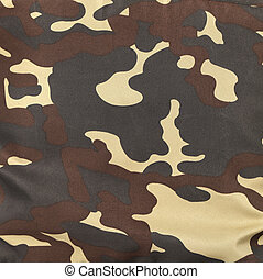 Close up of camouflage pattern Whole background