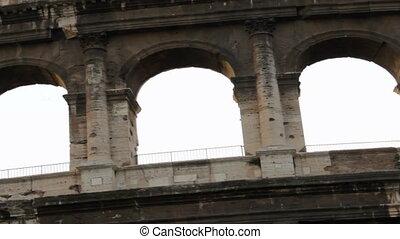 Roman Coliseum Zoom Out