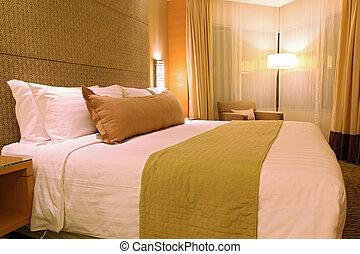 luxury bedroom - luxury master bedroom with pillow set